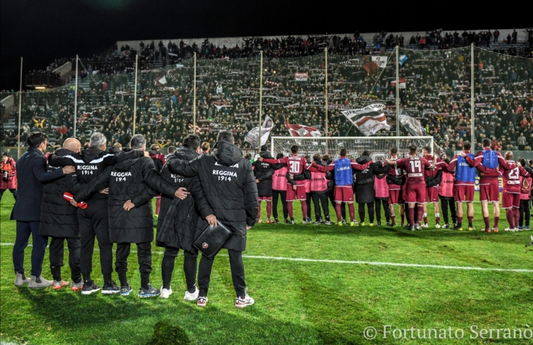 Photo of Ruggito amaranto, la Reggina depenna anche la Ternana e vola a +8