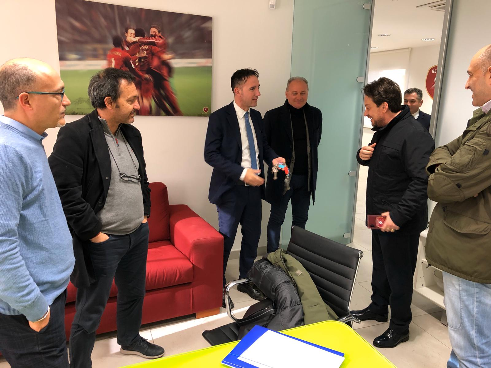 Photo of Reggina, dissequestro Sant'Agata: i ringraziamenti del club