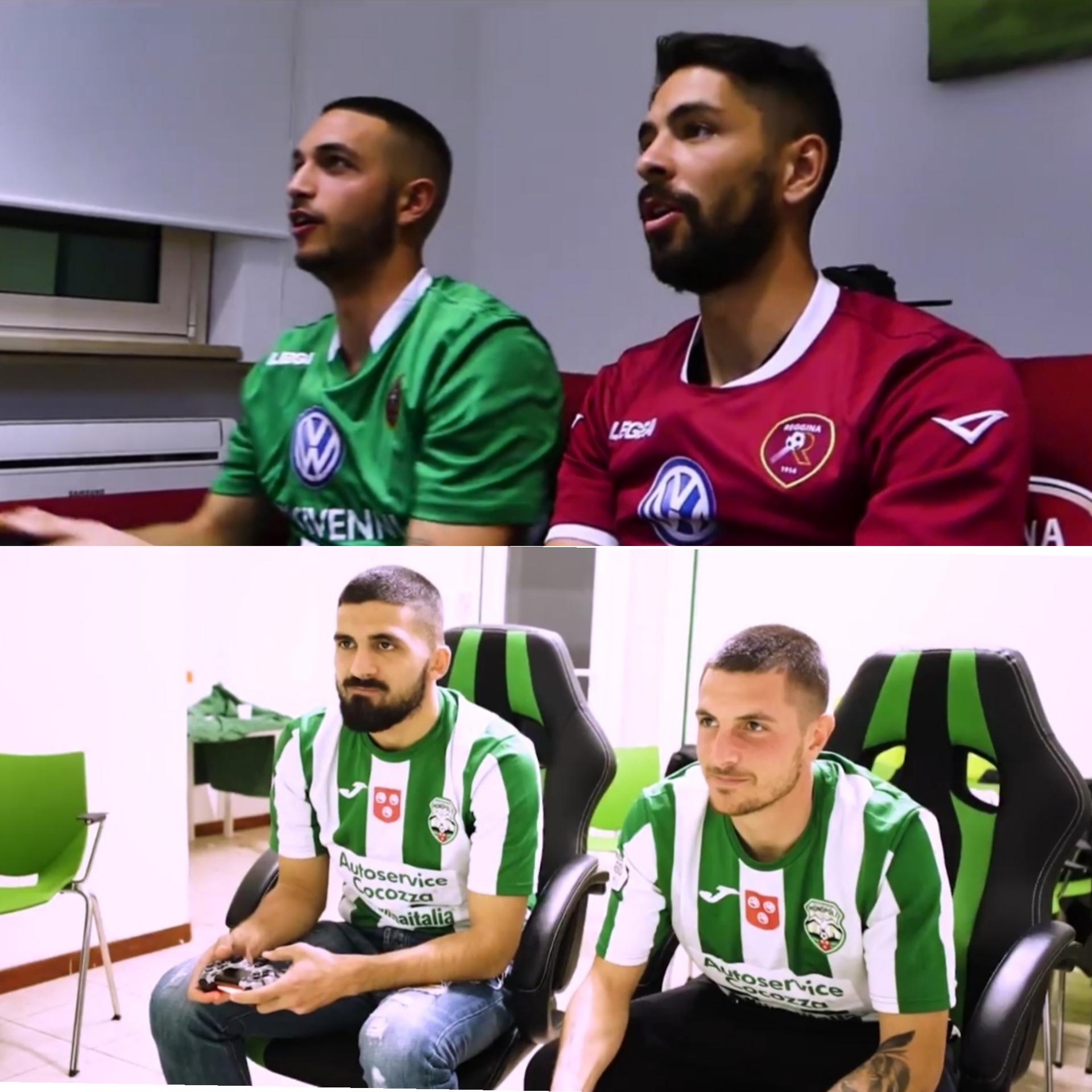 Photo of Reggina-Monopoli, finisce 2-2 la sfida virtuale tra le due squadre (VIDEO)