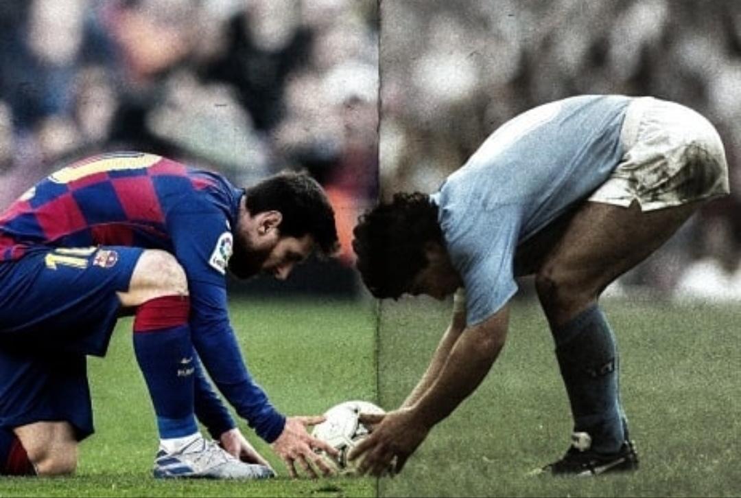 Photo of Messi, il figlio di D10S