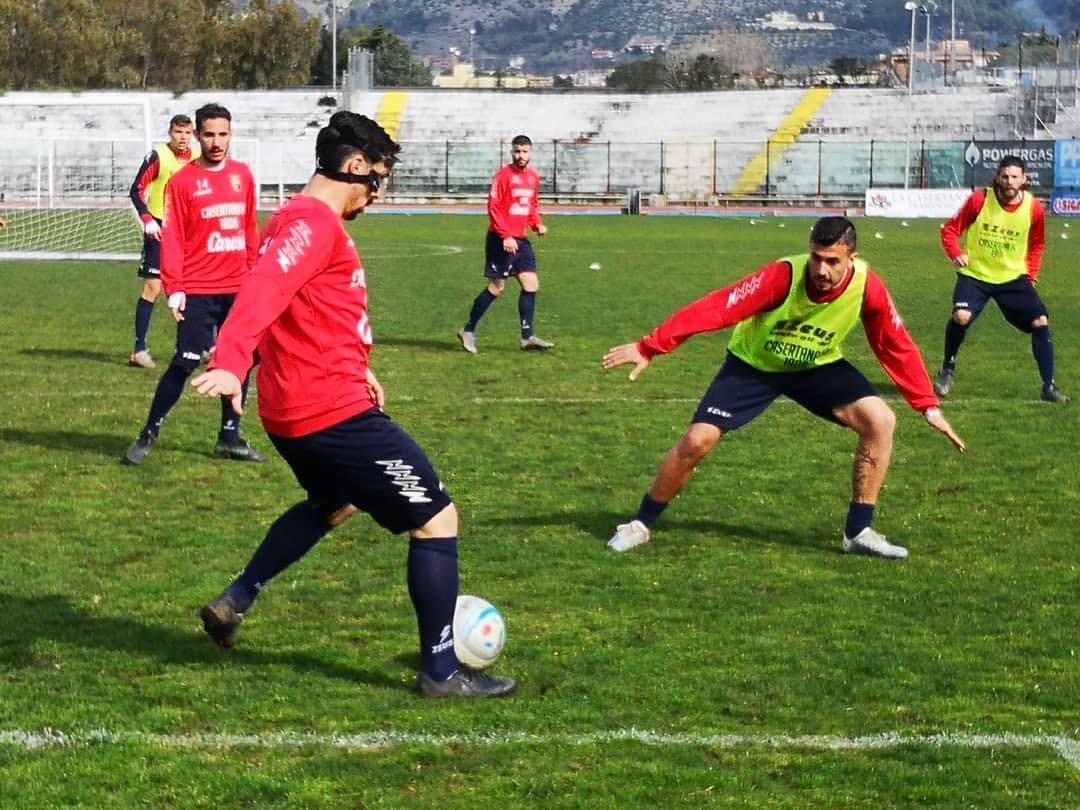 Photo of Casertana, allenamenti sospesi fino al 15 marzo